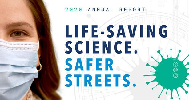 Image from cover of Annual Report