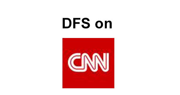 DFS on CNN logo
