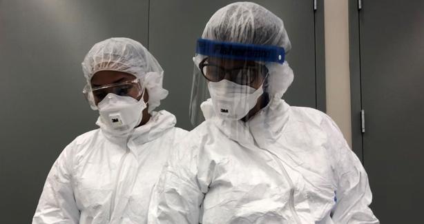 Picture of technicians